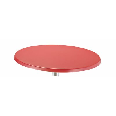 Suncity Table Top Finish: Scarlet