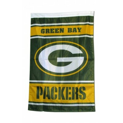 Green Bay Packers House Flag F-1364