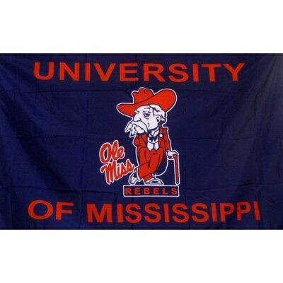 Mississippi Rebels Flag F-1405
