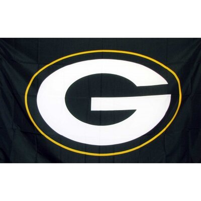 Green Bay Packers Traditional Flag F-1350