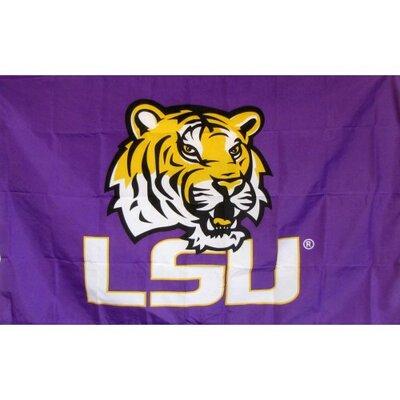 LSU Logo Flag F-1710