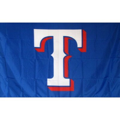 Texas Rangers Flag F-1910