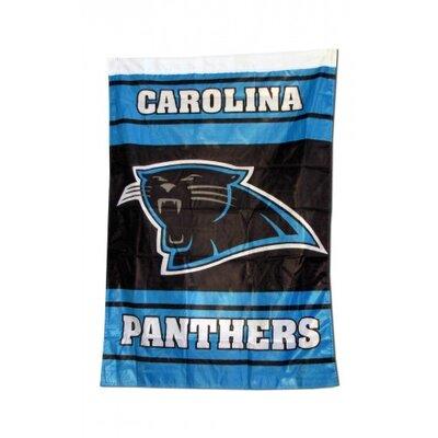 Carolina Panthers House Flag F-1360