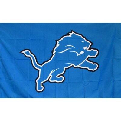 Detroit Lions Flag F-1707