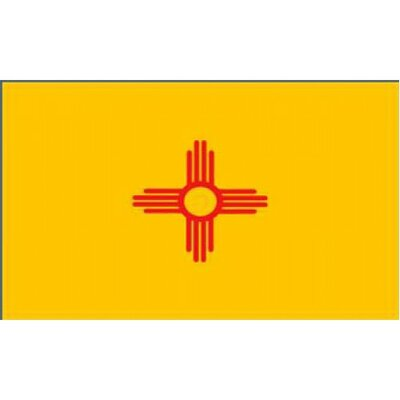 New Mexico Traditional Flag F-2359