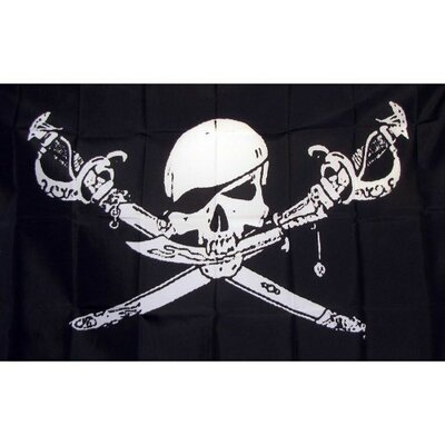 Pirate Brethern Traditional Flag F-2400