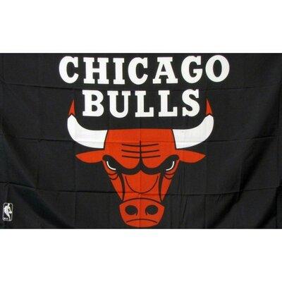 NBA Flag NBA Team: Chicago Bulls F-1691