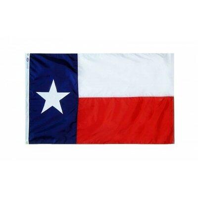 Texas Glo Traditional Flag F-2549