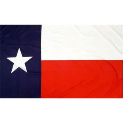 Texas Traditional Flag F-2548