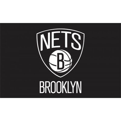 NBA Brooklyn Nets Traditional Flag F-2687