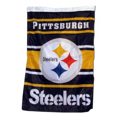 Pittsburgh Steelers House Banner Vertical Flag F-1371
