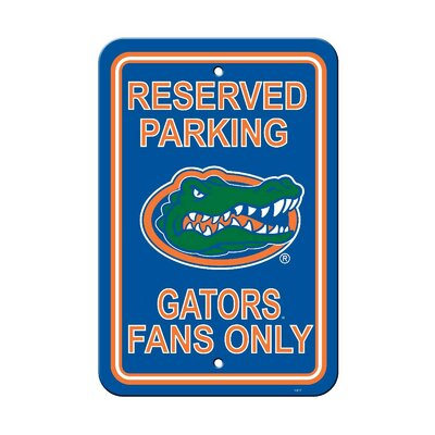 NCAA Parking Sign NCAA: Florida Gators