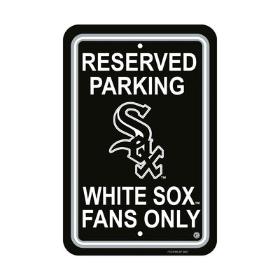 MLB Parking Sign MLB: Chicago White Sox