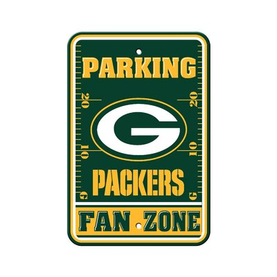 NFL Parking Sign NFL: Green Bay Packers