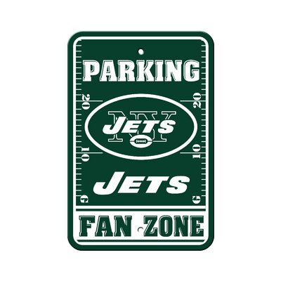 NFL Parking Sign NFL: New York Jets
