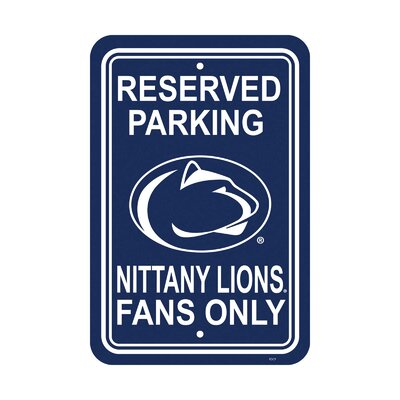 NCAA Parking Sign NCAA: Penn State Nittany