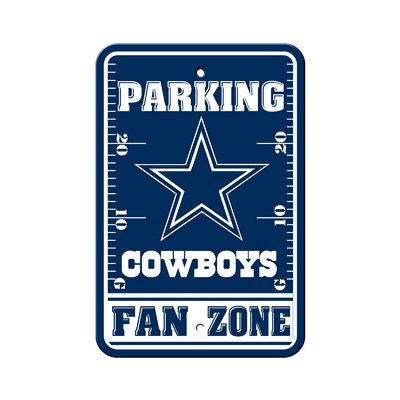 NFL Parking Sign NFL: Dallas Cowboys K92203=
