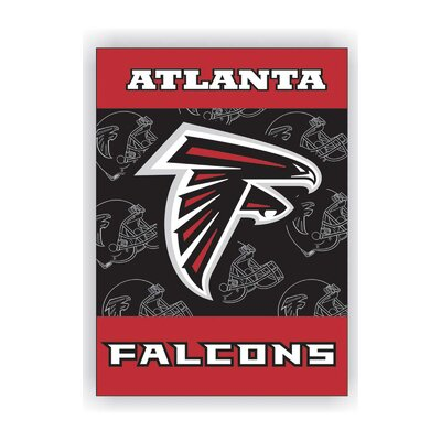 NFL 2-Sided House Banner NFL: Atlanta Falcons K94820B=