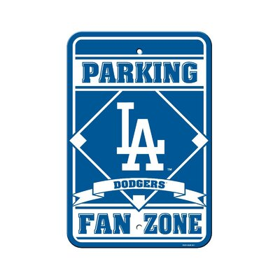 MLB Parking Sign MLB: Los Angeles Dodgers