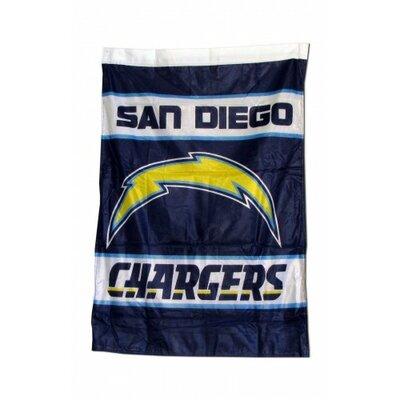 NFL San House Banner Flag NFL Team: San Diego Chargers F-1373