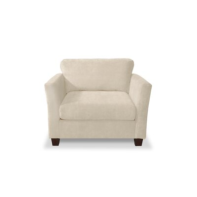 Edward Armchair Color: Two Tone Bisque