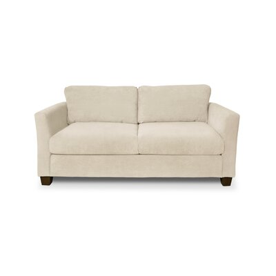 Edward Small Sofa Upholstery: Two Tone Bisque