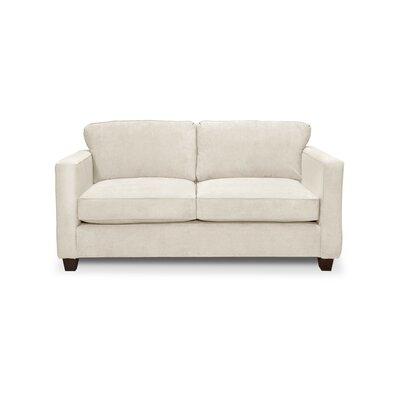 Martin Small Sofa Upholstery: Caitlin Flax