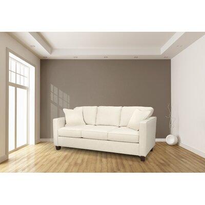 Martin Sofa Upholstery: Caitlin Flax