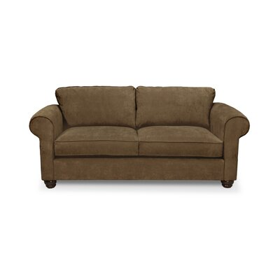 Sawyer Small Sofa Upholstery: Amigo Copper