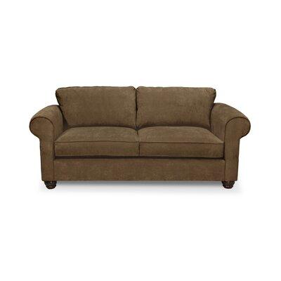 Sawyer Small Sofa Upholstery: Amigo Copper