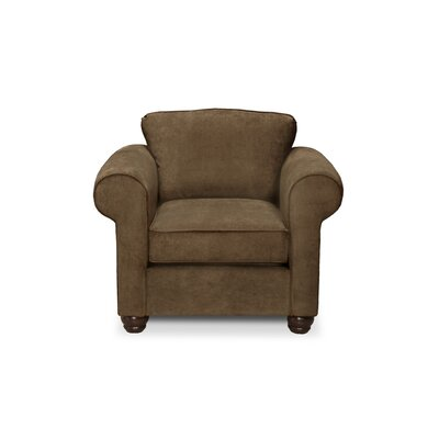 Sawyer Armchair Upholstery: Amigo Copper