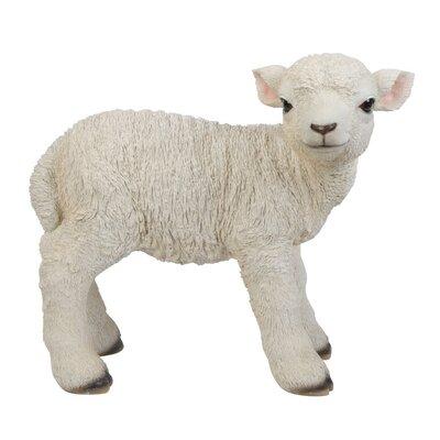 Standing Lamb Figurine 87946