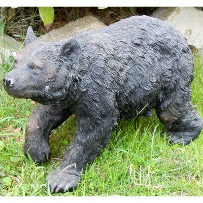 Walking Bear Figurine 87875-B