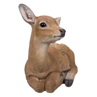 Resting Deer Figurine 87996