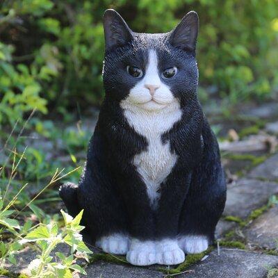 Sitting Cat Figurine 87757-I