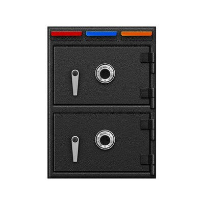 B Rated Lock Shift Money Manager Safe Lock Type: Combination Dial and Mechanical lock Product Picture 1560