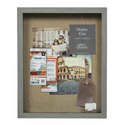 Piotrowski Shadow Box Distressed Picture Frame