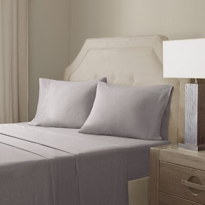 Sheet Set Size: King, Color: Taupe