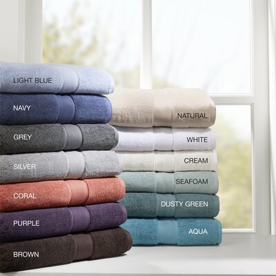800 GSM Cotton 8 Piece Towel Set