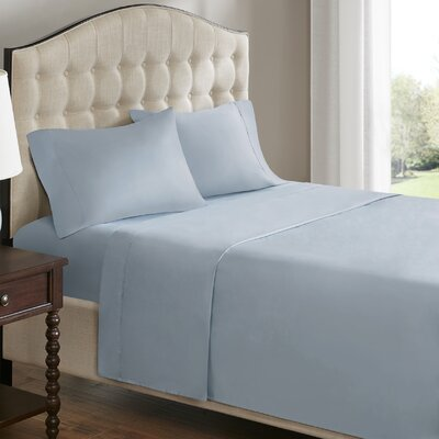 Pillow Case Size: Standard, Color: Blue