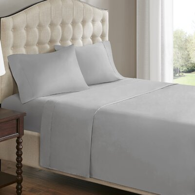 Pillow Case Size: Standard, Color: Gray
