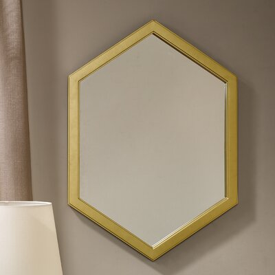 Madison Park Signature Irregular Mirror