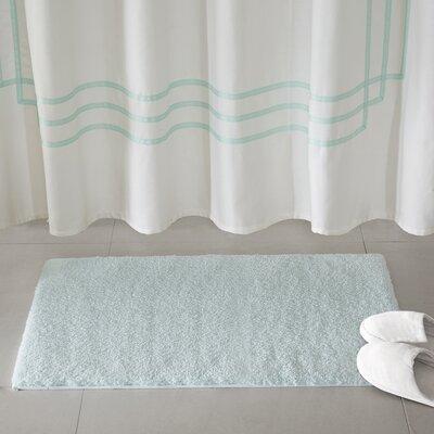 Marshmallow Bath Rug Size: 24 x 40, Color: Seafoam