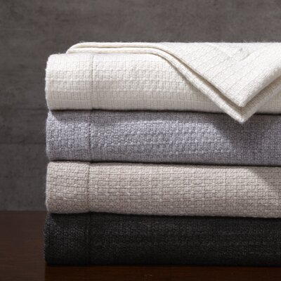 Madison Park Signature Luxury Wool Throw