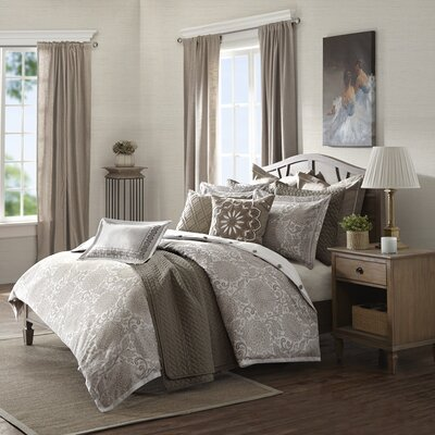 Sophia Comforter Set Size: King