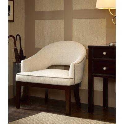 Crystal Barrel Chair