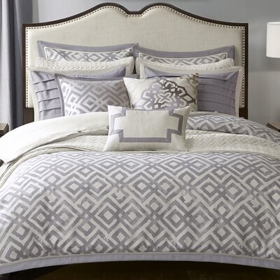 Stein Comforter Set Size: King