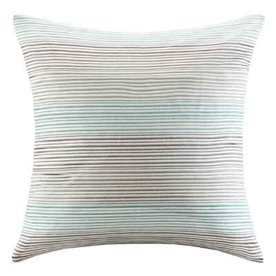 Cadence Cotton Embroidered Throw Pillow