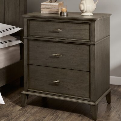 Yardley 3 Drawer Bachelors Chest