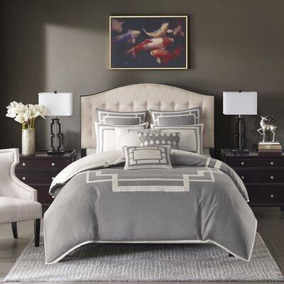 Savoy Comforter Set Size: King